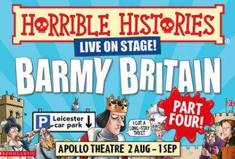 Horrible Histories: Barmy Britain – Part Four!