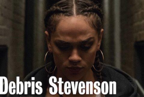 Debris Stevenson