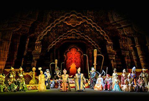 China National Traditional Orchestra – Xuanzang's Pilgrimage