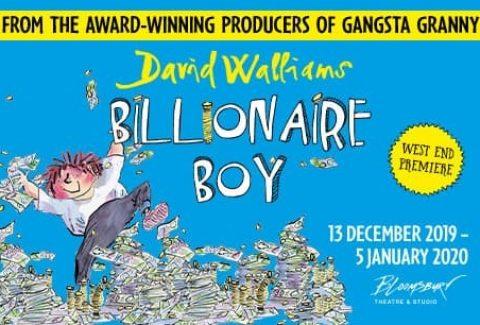 David Walliams' Billionaire Boy