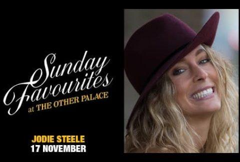 Sunday Favourites: Jodie Steele