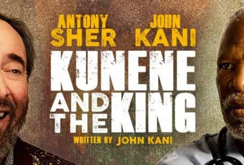 Kunene and the King