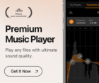 vox premium music player