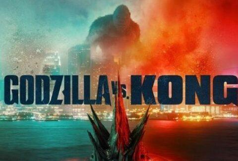 Cinema: Godzilla Vs Kong