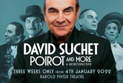 David Suchet: Poirot & More, A Retrospective