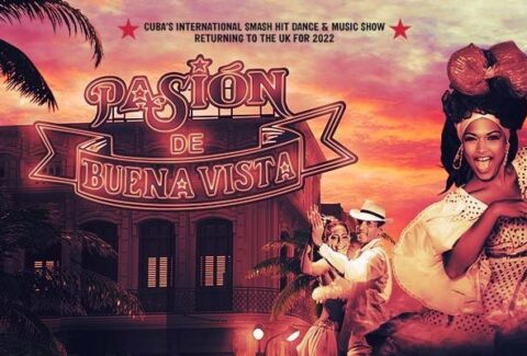 Neil O'Brien Entertainment Presents – Pasion de Buena Vista