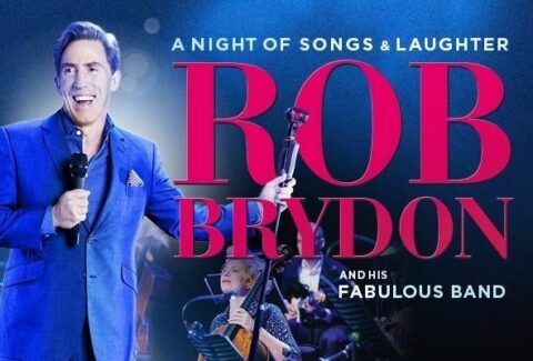 Rob Brydon – A Night of Song & Laughter